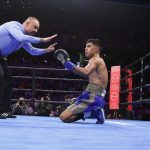 karlos balderas koed 150x150 - Rene Giron inflicts first defeat on 2016 Olympian Karlos Balderas, wins by sixth round KO