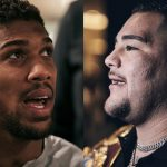 rsz joshuaruiz2 150x150 - Press Release: Andy Ruiz and Anthony Joshua face the media at arrivals party