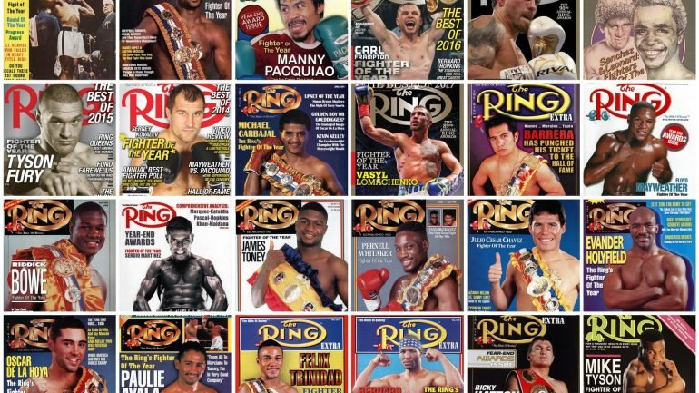 Ring Magazine year-end awards 2019: All nominees revealed