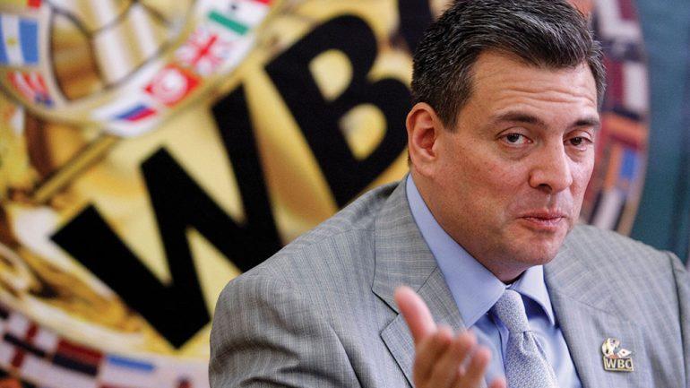 Q&A: Mauricio Sulaiman weighs in on bridgerweight