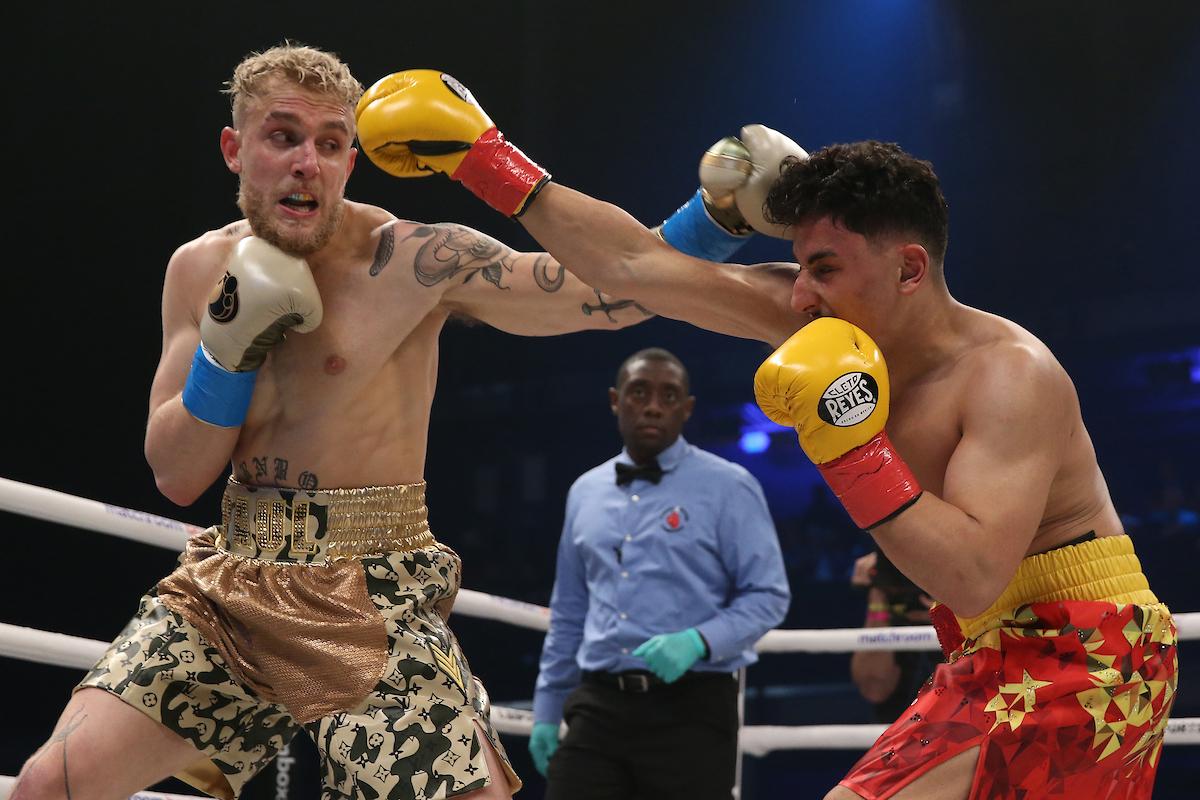 Boxe: Jake Paul acredita que venceria Conor McGregor em uma luta de boxe