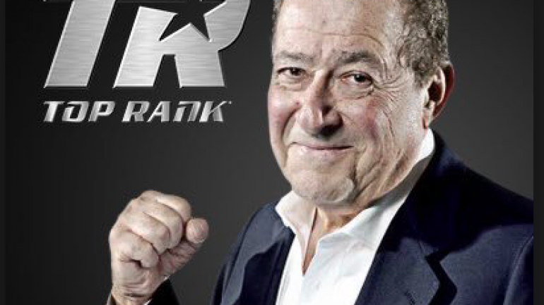 Bob Arum ponders a Terence Crawford-Conor McGregor boxing/MMA two-fight deal