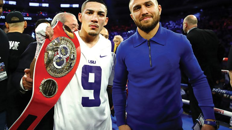 Dougie's Monday Mailbag (best potential matchups, 'disciplined' Duran and Toney, Valero vs. Floyd)