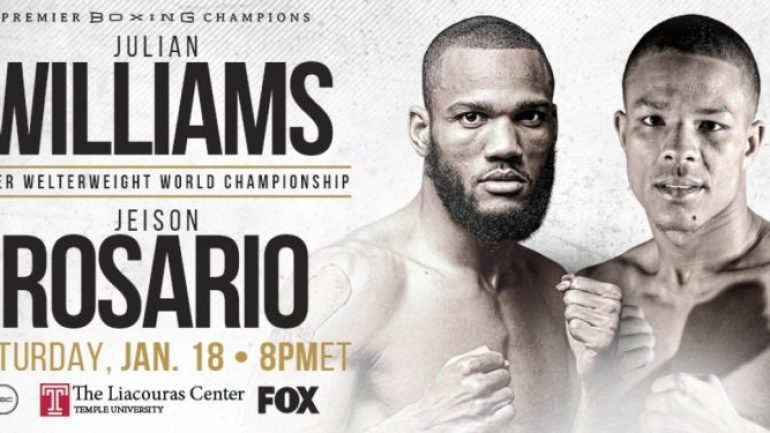 Playing the Odds: Williams vs. Rosario and Colbert vs. Corrales