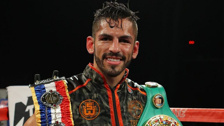 Jorge Linares-Carlos Morales set for February 14 in Anaheim