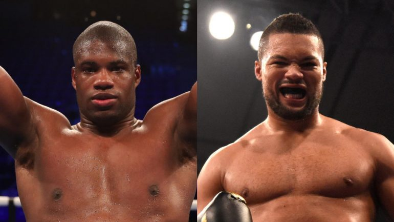 Joe Joyce vows he's too dangerous and experienced for anything Daniel Dubois has to offer