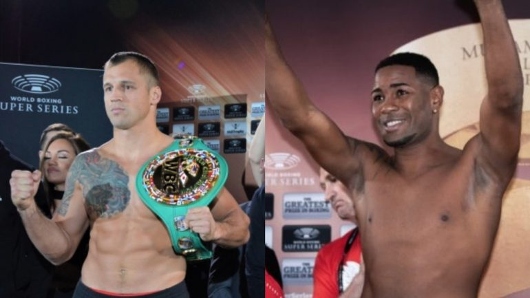 Mairis Briedis-Yuniel Dorticos WBSS final set for March 21 in Riga, vacant Ring Magazine 200-pound title at stake