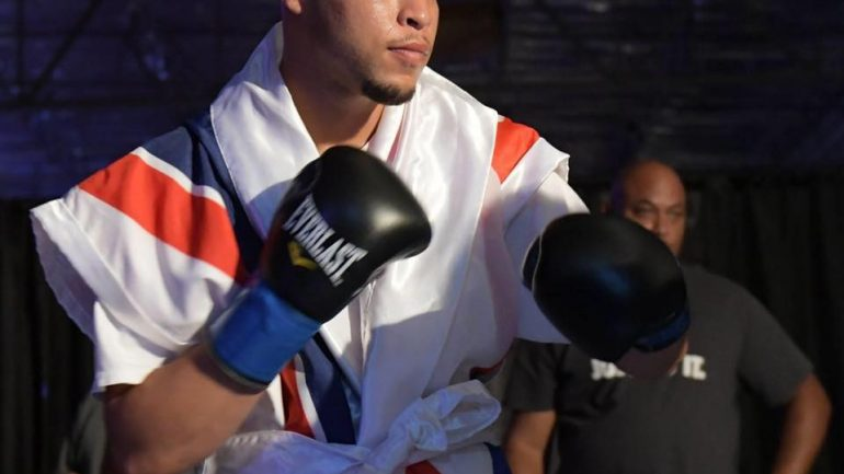 Ulises Sierra gets chance to show he's ready for big leagues against Vladimir Shishkin