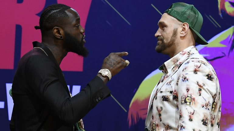 Deontay Wilder is better prepared this time around for Tyson Fury