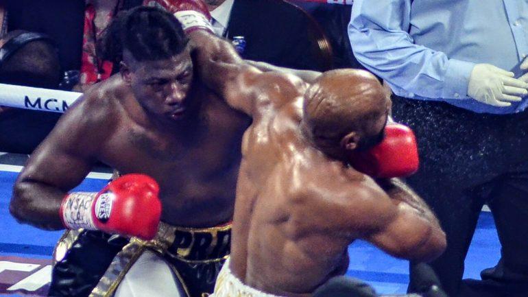 Charles Martin KOs Gerald Washington in round six of IBF title eliminator