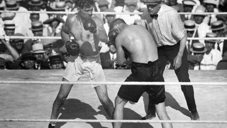 1920's Boxing Trivia by Ring Magazine