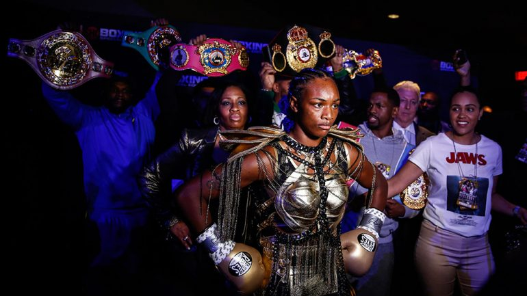 Claressa Shields vs. Marie-Eve Dicaire is the latest fight to be postponed