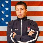 Marc Castro. Photo courtesy of USA Boxing