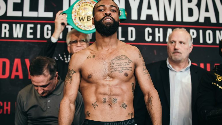 Ring Ratings Update: Gary Russell Jr and four former world titleholders exit due to inactivity