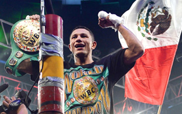 Miguel Berchelt is the Mexican phoenix