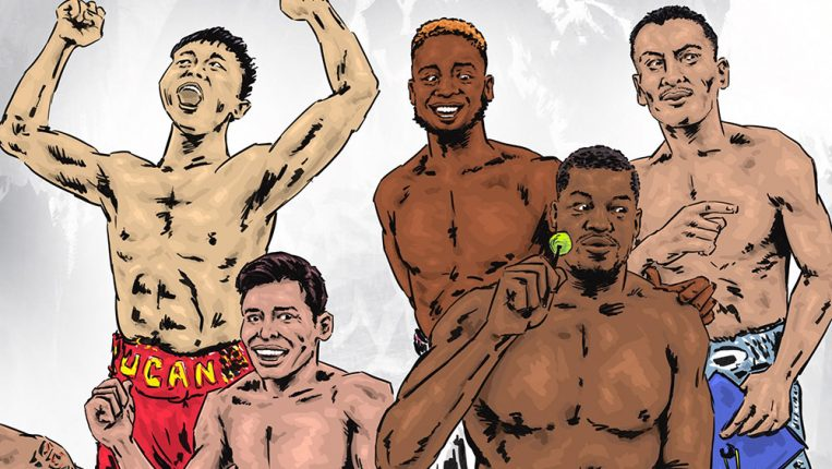 Honor Roll Grading the sport's 'Most Likely to Succeed' fighters