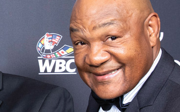 George Foreman as patriarch