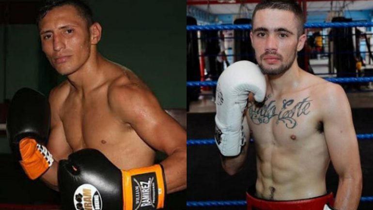 Felix Alvarado-DeeJay Kriel set for April 25 in Indio, IBF 108-pound title at stake