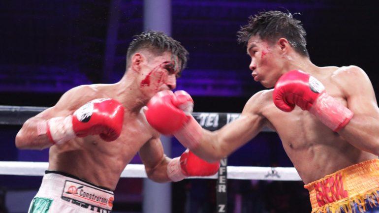 Daniel Valladares and Jose Javier Torres to clash tonight on Azteca TV