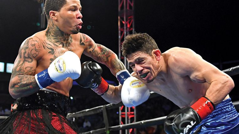 The Tank Rolls On Gervonta Davis is blowing up, but is he big enough for PPV?