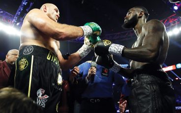 Lejos de darnos una pelea mezquina y egoísta, Fury y Wilder nos regalaron una pelea memorable