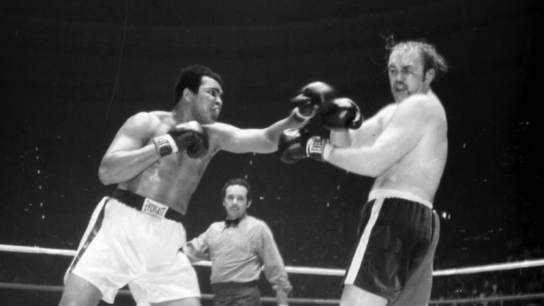 The Ring Archive: The tale of Muhammad Ali-Chuck Wepner 45 years on