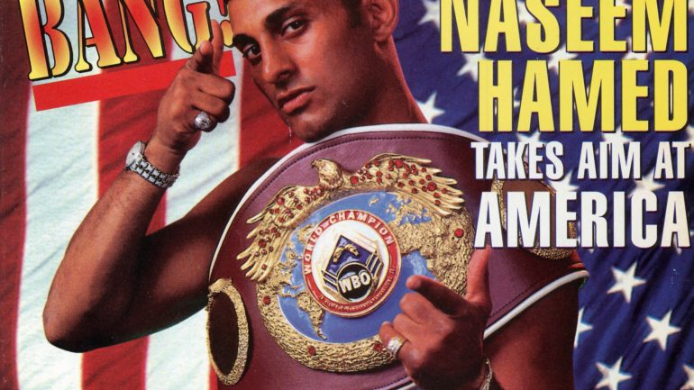 Prince Naseem Hamed's Greatest Hits: The Royal Rumbles