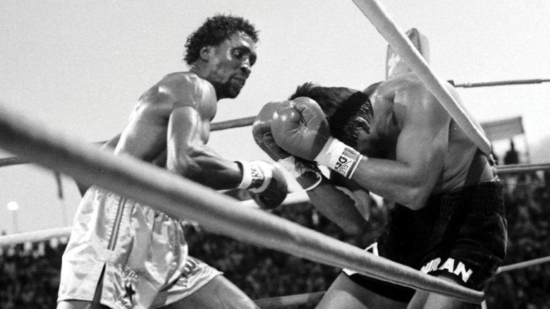 The Four Kings: Thomas Hearns vs. Roberto Duran