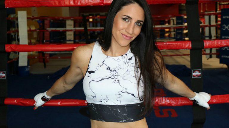 US alternate Christina Cruz will represent Puerto Rico at Olympic qualifiers