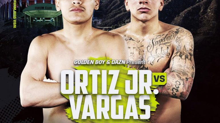 Golden Boy Promotions postpones March 19 and March 28 events