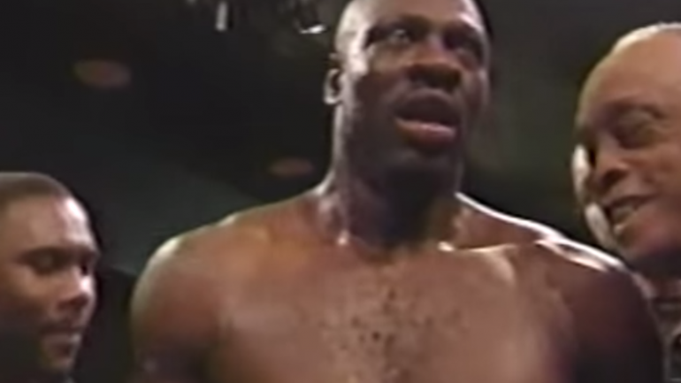 Former heavyweight contender Derrick Jefferson hospitalized with COVID-19