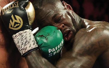 Deontay Wilder isn't the first heavyweight puncher to see his mystique crumble