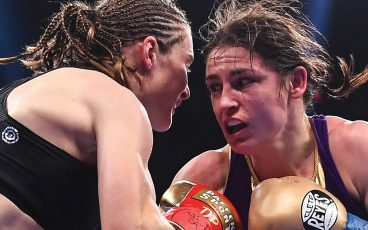 A Katie Taylor-Amanda Serrano superfight is gathering steam