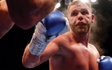 Billy Joe Saunders' shot at Canelo Alvarez evaporates in the shutdown