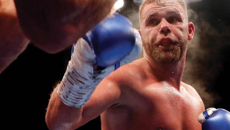 The Long Road to Nowhere Billy Joe Saunders' shot at Canelo Alvarez evaporates in the shutdown