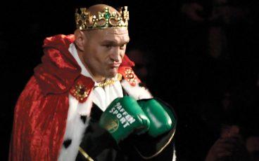 Tyson Fury recupera el campeonato de peso pesado