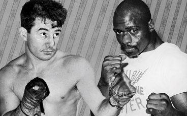 "Rocky Graziano vs. Rubin ""Huracán"" Carter"