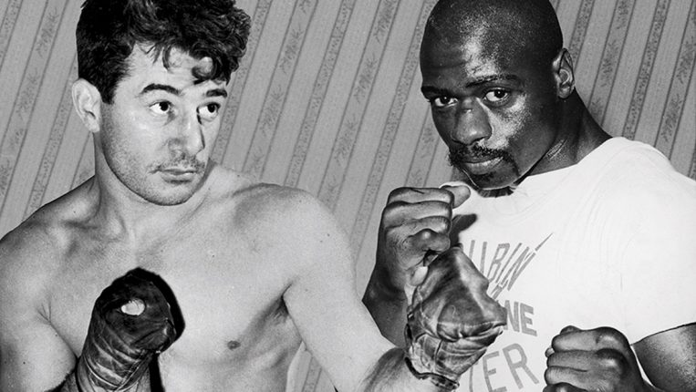 Mythical Matchups Rocky Graziano vs. Rubin