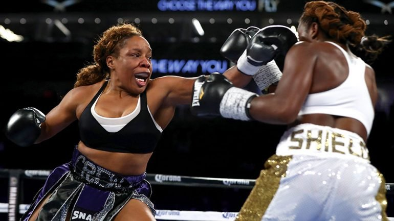 Franchon Crews-Dezurn: Steroids or my weave falling off won't hold me back from greatness