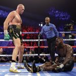 fury wilder2GettyImages 1208082147 150x150 - Tyson Fury will not fight on December 5, announces 2021 ring return