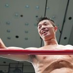 junto nakatani 150x150 - Junto Nakatani batters Giemel Magramo to 8th round TKO, wins WBO flyweight title