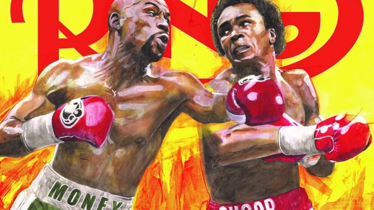 Sugar Ray Leonard vs. Floyd Mayweather Jr. – Fantasy fight heaven