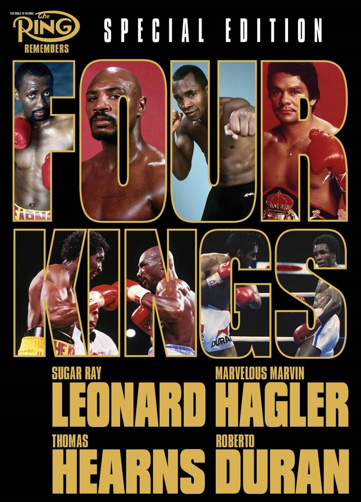 rsz four kings cover revised 1 1 - Best I Faced: Thomas Hearns