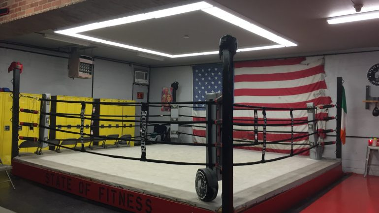 Boxing gyms have been hit hard by COVID-19 shutdowns