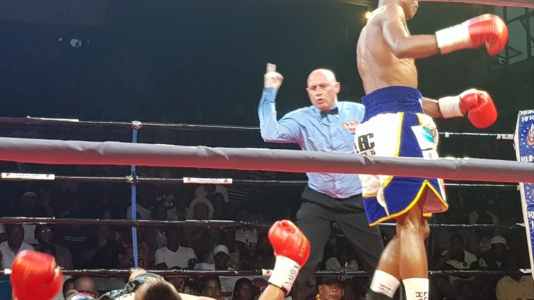 Yanga Sigqibo KOs Cris Paulino in 7, Sivenathi Nontshinga remains unbeaten