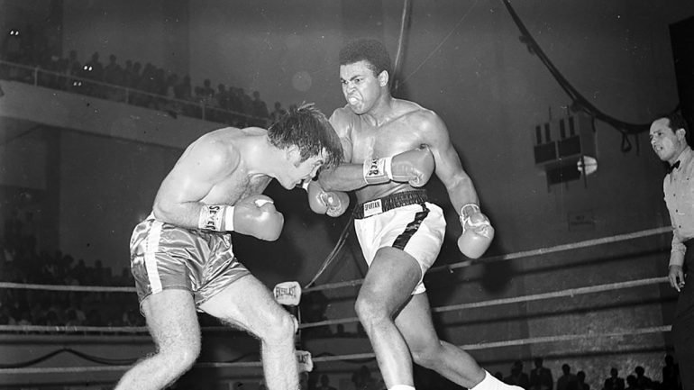 50 years ago, Muhammad Ali launched a comeback unlike any other vs. Jerry Quarry