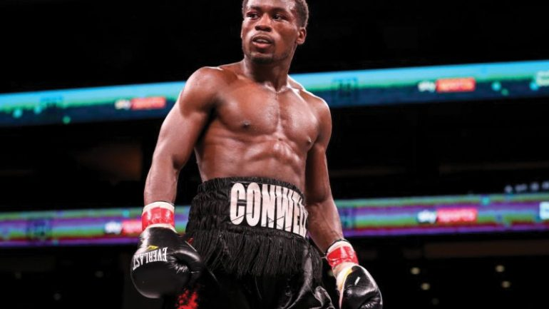 Charles Conwell vs. Wendy Touissant headlines ShoBox return on October 7