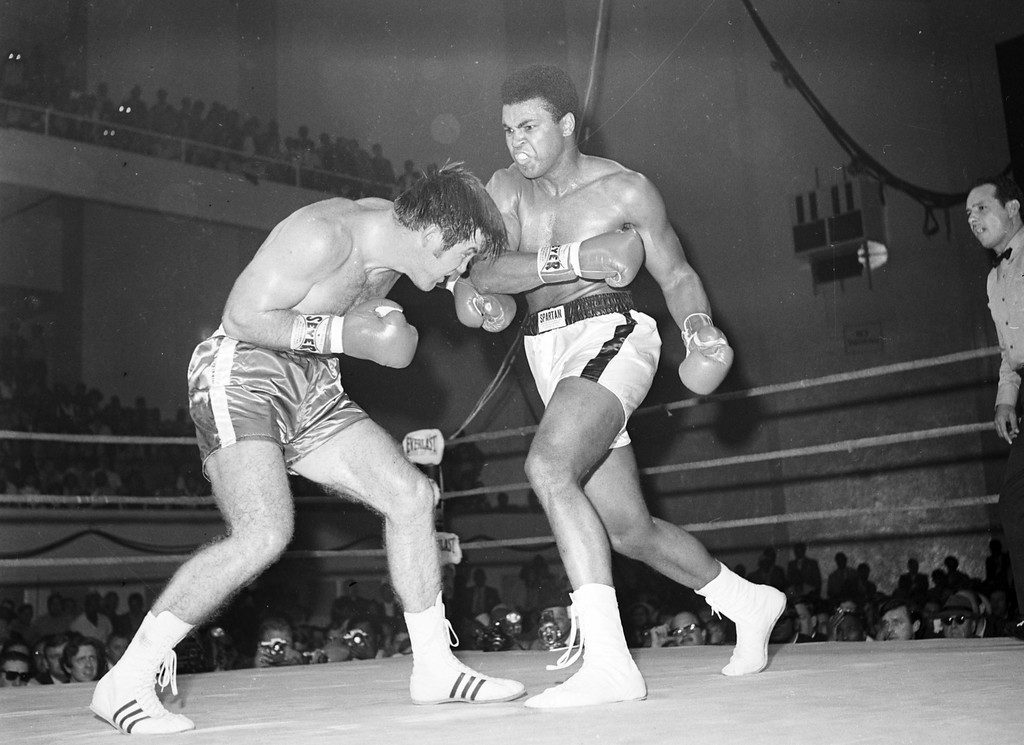 GettyImages 156562575 1024x745 - Best I Faced: Muhammad Ali