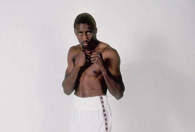 Best I Faced Thomas Hearns The Ring