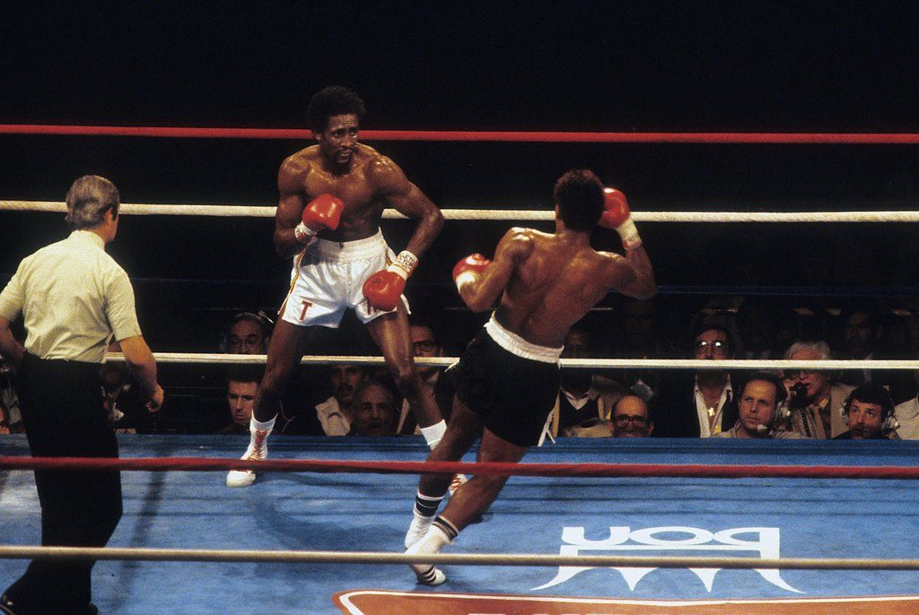 GettyImages 173356711 1024x686 - Best I Faced: Thomas Hearns